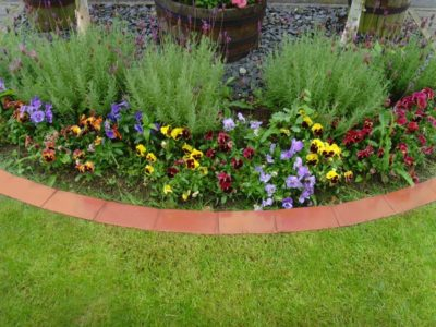 Using Landscape Edging